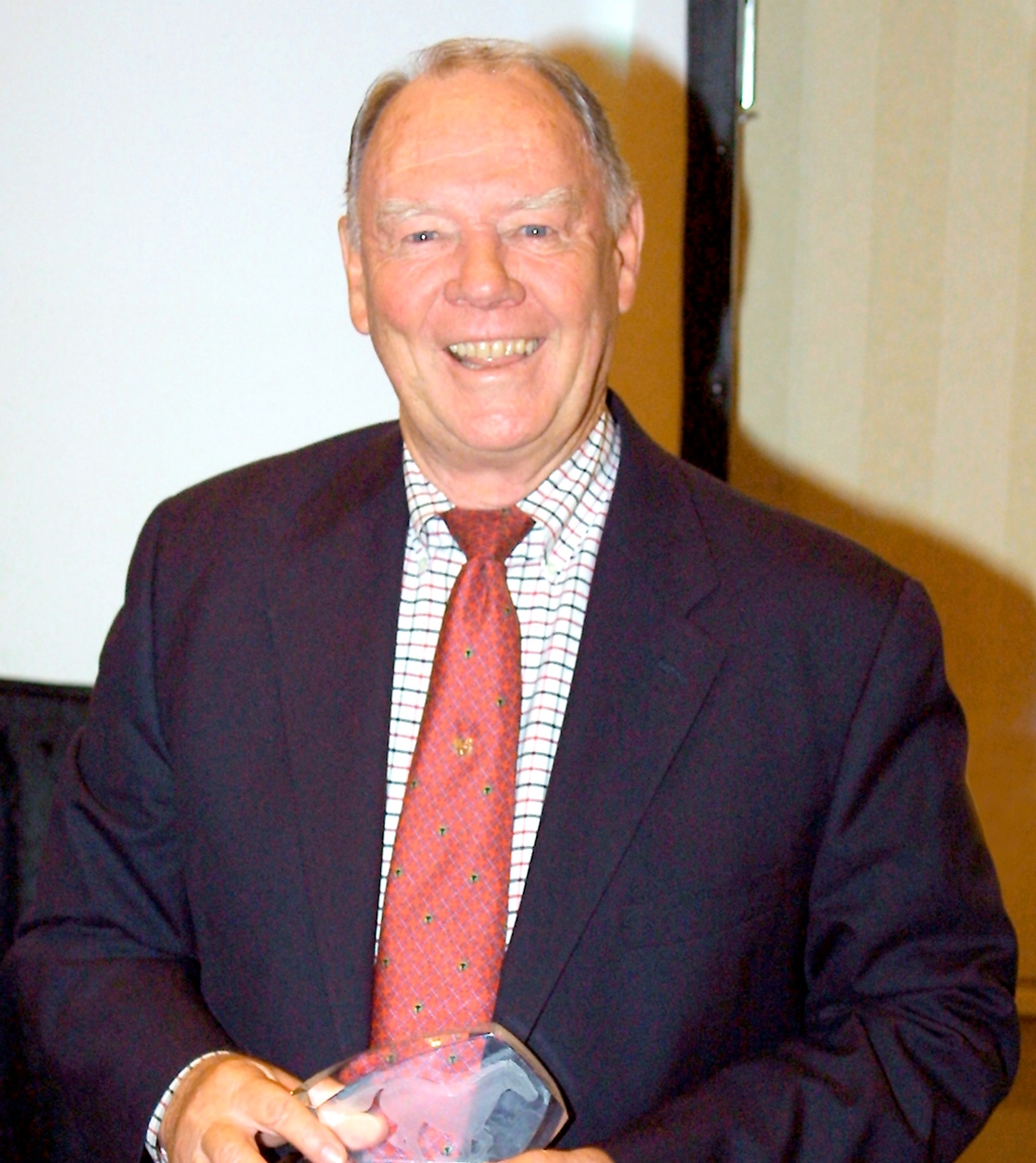 Second Annual Equine Industry Vision Award Given to Don Burt