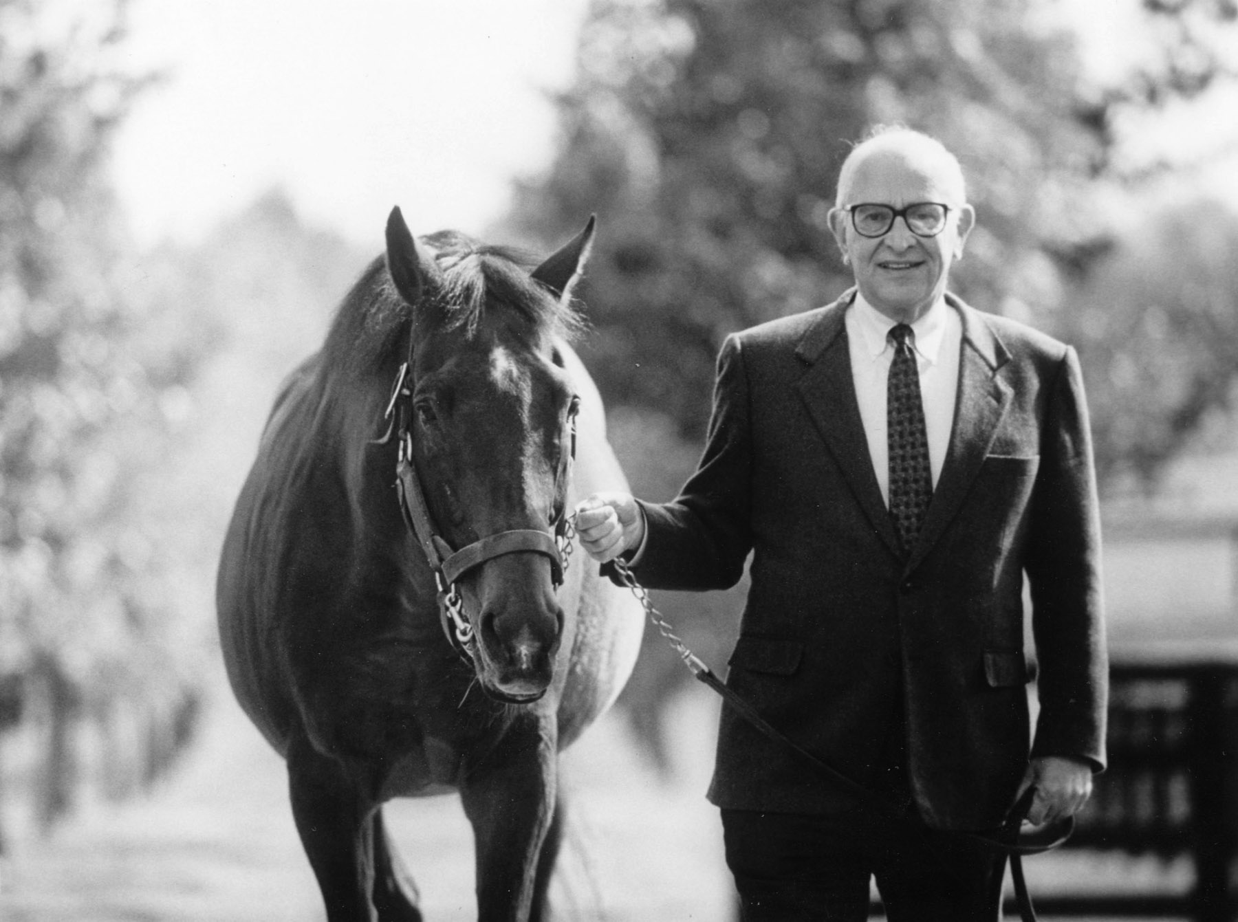 The Fourth Annual Equine Industry Vision Award Honors John Ryan Gaines