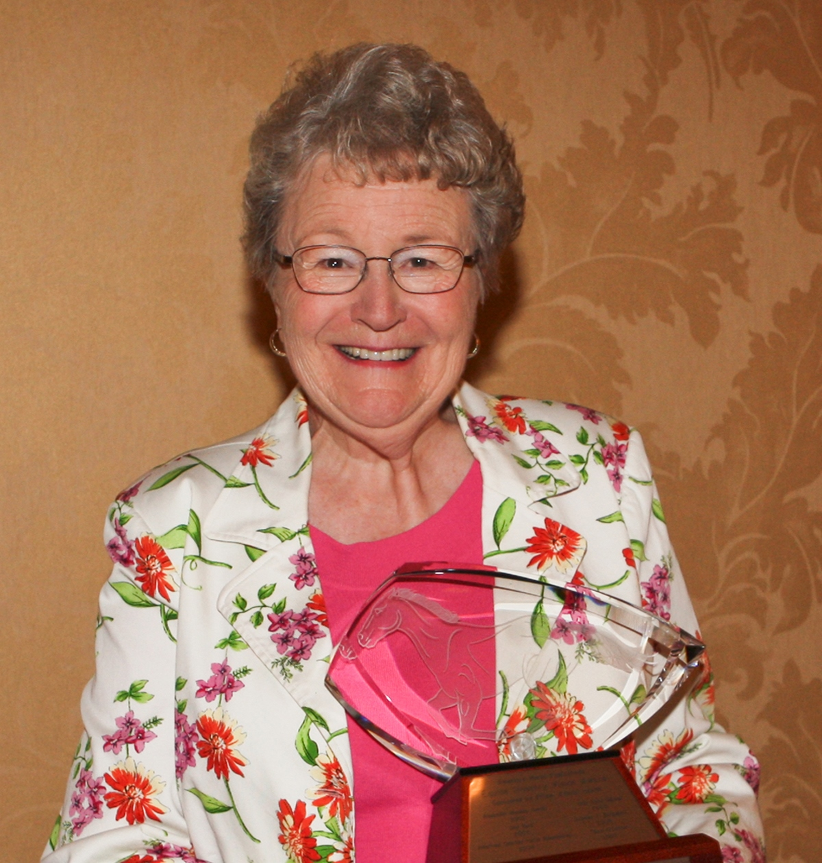 Founder of the American Riding Instructors Association Receives Eighth Annual Equine Industry Vision Award