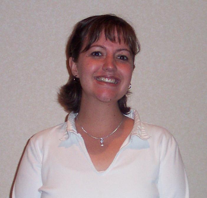 2004: Melissa Dymock