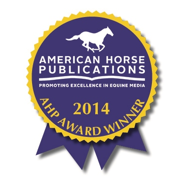 American Horse Publications Members Honored for Excellence in Equine Publishing Media