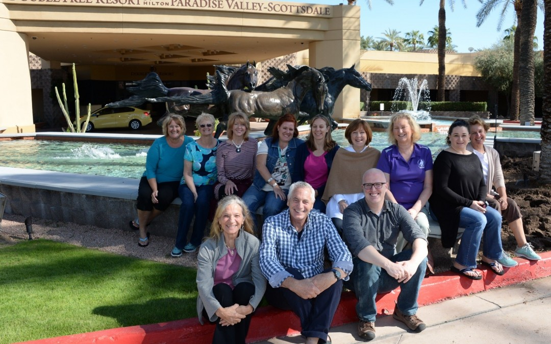 American Horse Publications Board Members Meet in Scottsdale