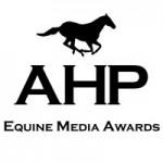 AHP Equine Media Awards logo