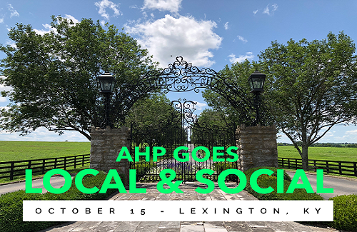 Learn Locally in Lexington with American Horse Publications' First-Ever Regional Workshop