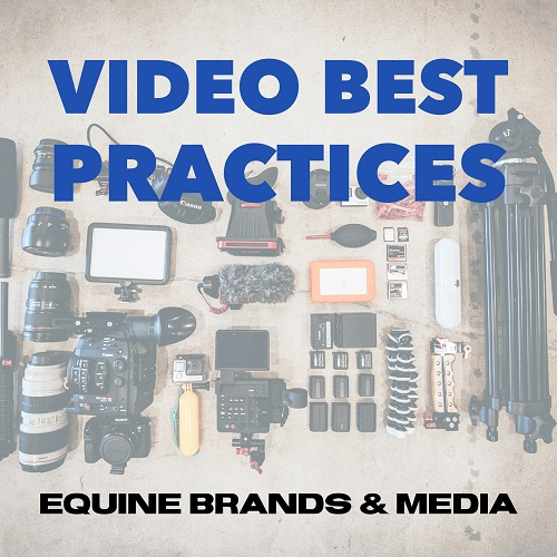 "American Horse Publications' Second Regional Workshop in Lexington, Kentucky to Focus on ""Video Best Practices for Equine Brands and Media"""
