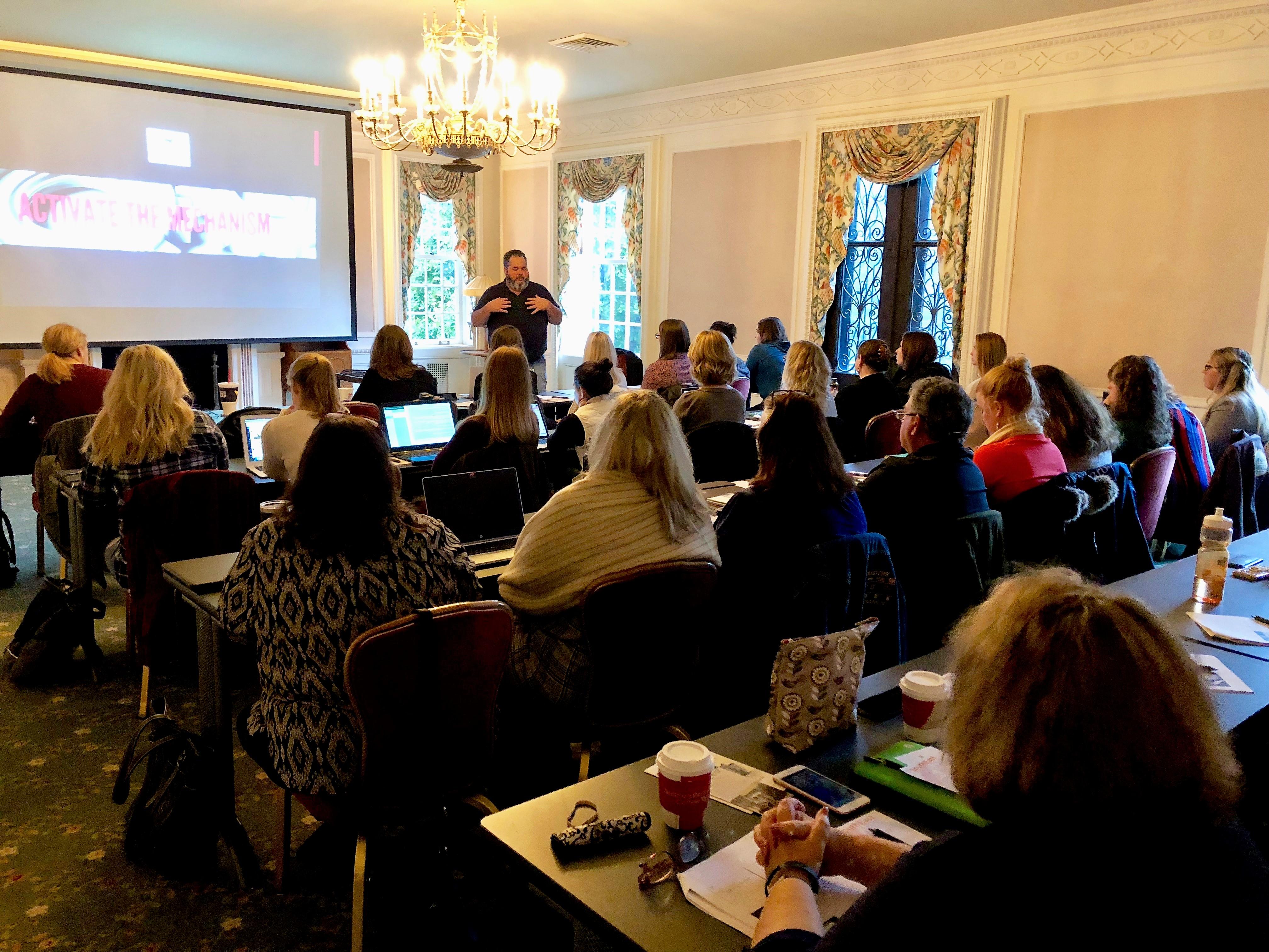AHP Members Partake in First-Ever Regional Workshop